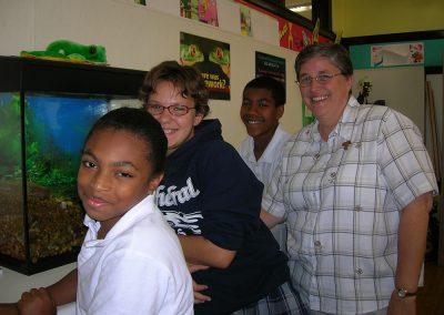 Ministry-GallerySr Ellen students