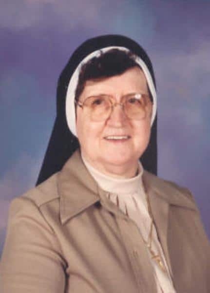 Celebrating the Life of Sr. Gerarda Augustyniak