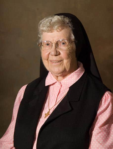 Celebrating The Life of Sr. Miriam Sitarz OSF