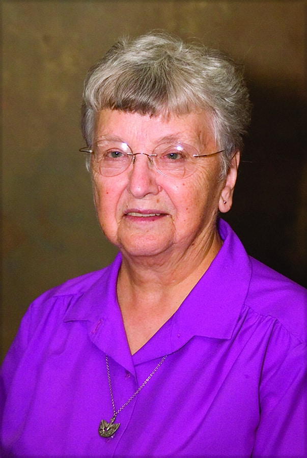 Celebrating The Life of Sister Jovita Chierek, OSF