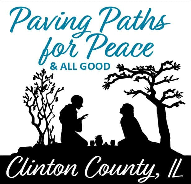 Paving Paths to Peace & All Good! Mon, Oct 7, 6:30-8pm, St